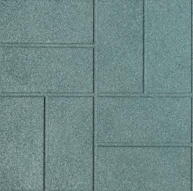Rubberific Paver Tile Reversible Pattern Diamond