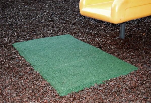Rubber Swing Pads Amp Mats Diamond Safety Concepts