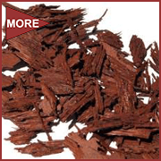 Premium Shredded Rubber Mulch