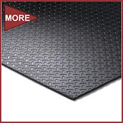 Diamond Mega Plate Virgin Rubber Tile