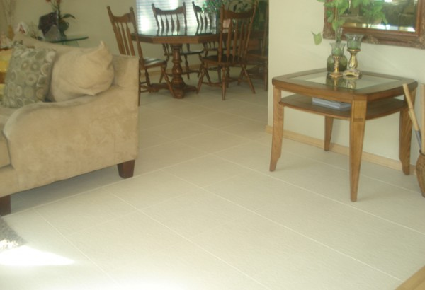 Perfection Homestyle Hidden Interlocking Pvc Tile