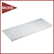 Musson 1000 Rubber Step Cover