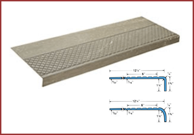 Musson 622 Step Cover Diamond Safety Concepts