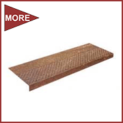 Musson 622 Rubber Step Cover