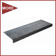 Musson 626 Rubber Step Cover