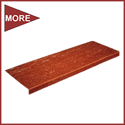 Musson 700 Series Rubber Step Covers