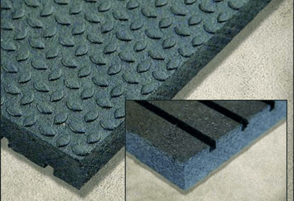 Flexgard Rubber Stall Mats Diamond Safety Concepts