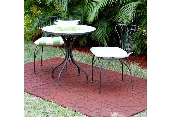 Rubberific Paver Tile Reversible Pattern Diamond