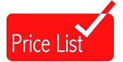 Click here to view our price list
