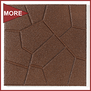 Rubberific Rubber Tile - Rubber Decking