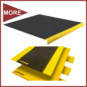 Safeguard Anti-slip Landing Covers