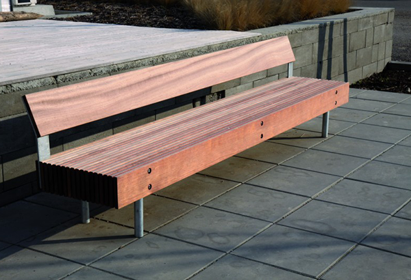SofTile with Bench