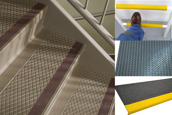 Anti Slip Covers For Steps Landings And Ladder Rungs